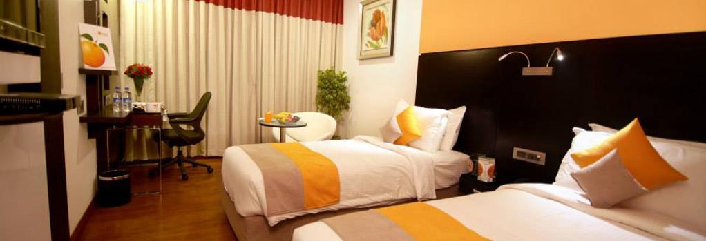 Astoria Hotels by Sparsa - 馬杜賴 - 臥室