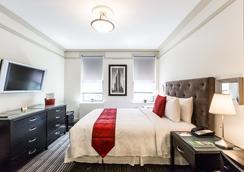 414號酒店 - 紐約 - 臥室