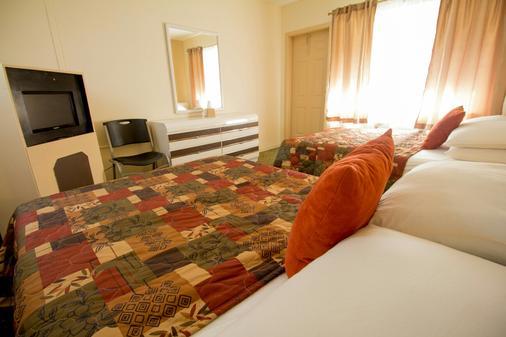 邁阿密機場汽車旅館公園道飯店 - Miami Springs - 臥室