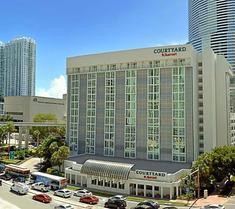 邁阿密市中心萬怡酒店