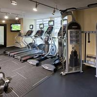 Courtyard by Marriott Miami Downtown Brickell Area Health club