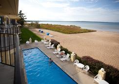 柏银特北海滨度假酒店 - 特拉弗斯城 - 海灘