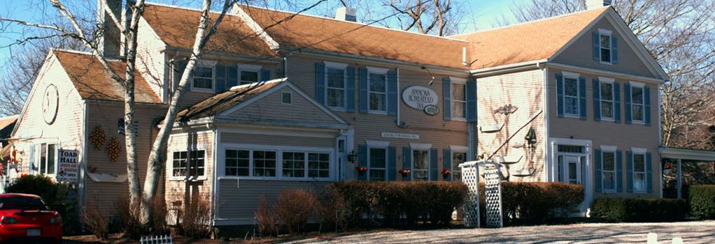 Simmons Homestead Inn - 海恩尼斯 - 建築
