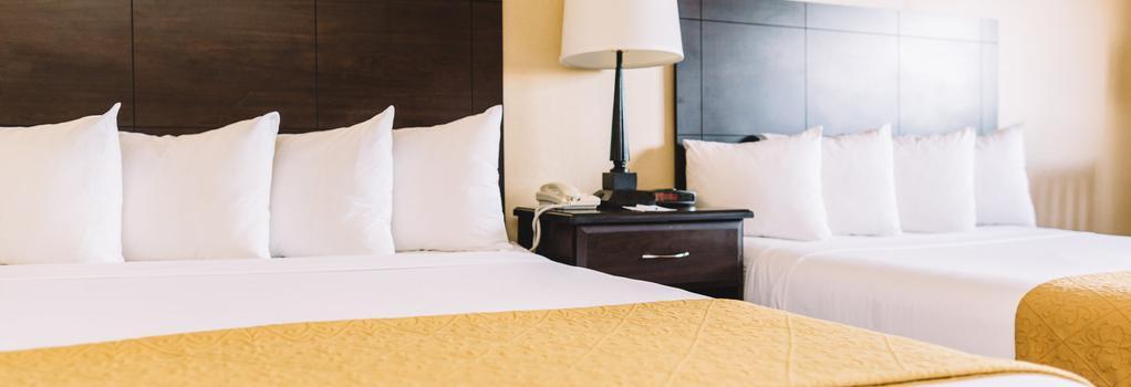 Quality Inn & Suites Seattle Center - 西雅圖 - 臥室