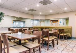 西雅圖市中心品質套房酒店 - 西雅圖 - 餐廳