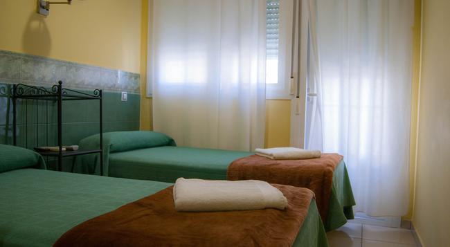 Hostal Florida - 塞維利亞 - 臥室