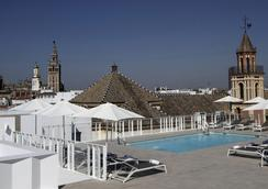 IMG費爾南多三世酒店 - 塞維利亞 - 游泳池
