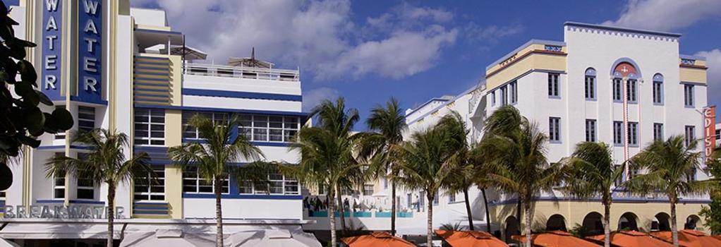 Hotel Breakwater South Beach - 邁阿密海灘 - 建築