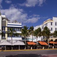 Hotel Breakwater South Beach Hotel Front