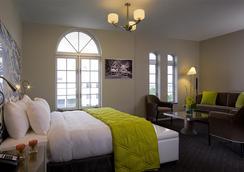 南海灘布里克沃特酒店 - 邁阿密海灘 - 臥室