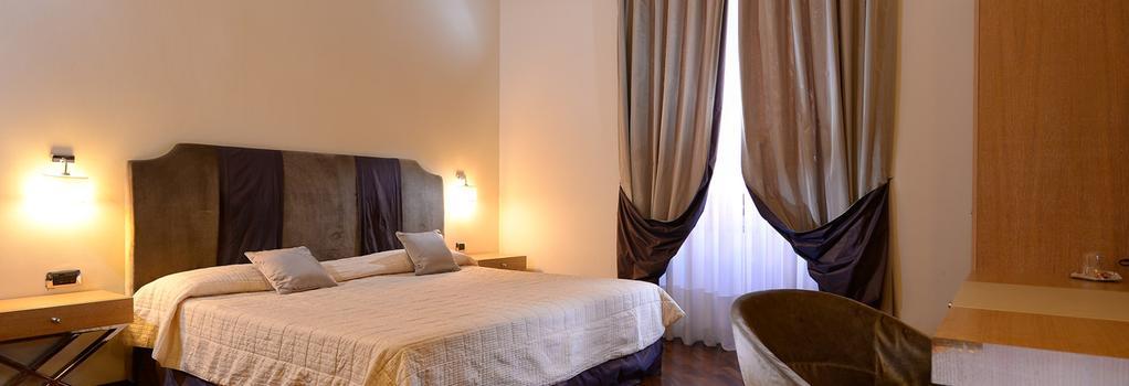 Hotel Golden - 羅馬 - 臥室