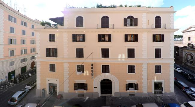 Hotel Golden - 羅馬 - 建築