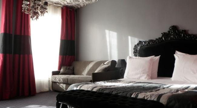Ideal Hotel Design - 巴黎 - 臥室
