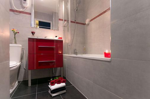 理想設計飯店 - 巴黎 - 浴室