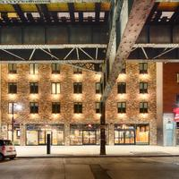 Hotel Rl By Red Lion Brooklyn Bed-stuy Hotel RL Bed-Stuy Exterior Entrance