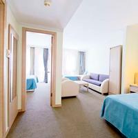 Sealife Family Resort Hotel Guestroom