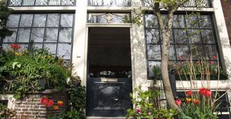 巴羅尼住宿加早餐酒店 - 阿姆斯特丹 - 建築