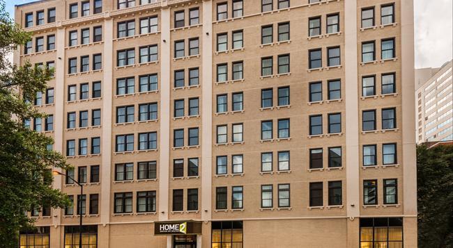 Home2 Suites by Hilton Atlanta Downtown - 亞特蘭大 - 建築