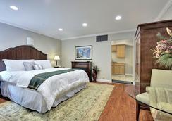 斯坦福特勒斯旅館 - 帕羅奧多 - 臥室