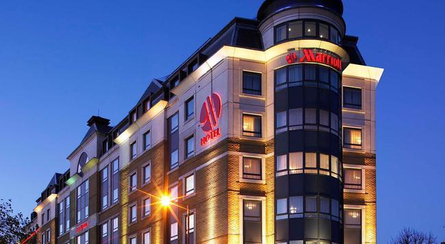London Marriott Maida Vale - 倫敦 - 建築