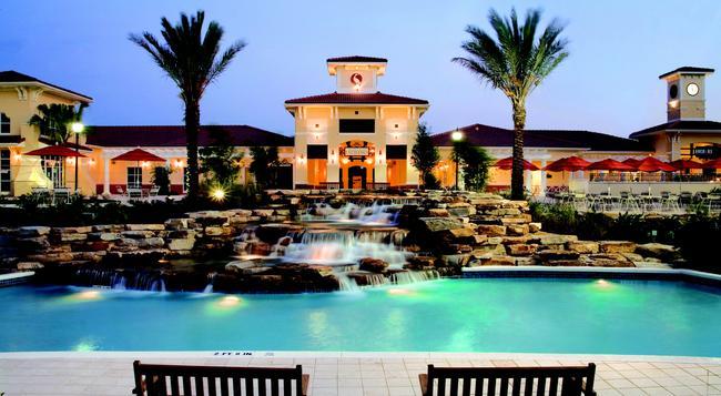 Holiday Inn Club Vacations At Orange Lake Resort - 基西米 - 建築