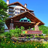 Holiday Inn Club Vacations Smoky Mountain Resort Day Exterior