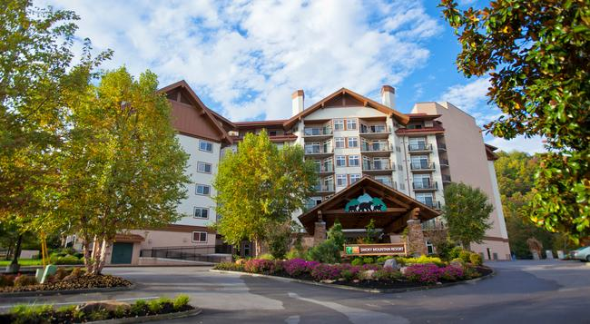 Holiday Inn Club Vacations Smoky Mountain Resort - 加特林堡 - 建築