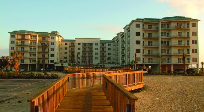 Holiday Inn Club Vacations Galveston Beach Resort - Galveston - 建築