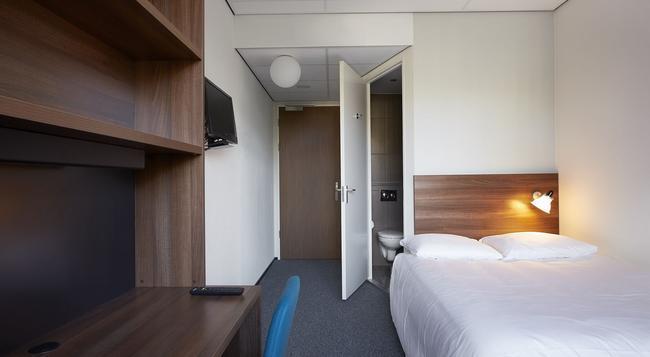 The Student Hotel Amsterdam West - 阿姆斯特丹 - 臥室