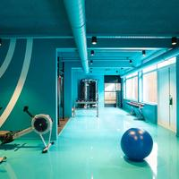 The Student Hotel The Hague Gym