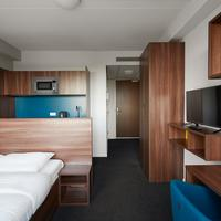 The Student Hotel The Hague Guestroom