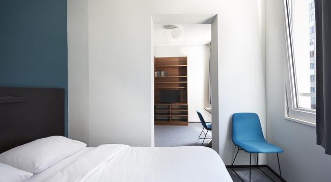The Student Hotel Rotterdam - 鹿特丹 - 臥室