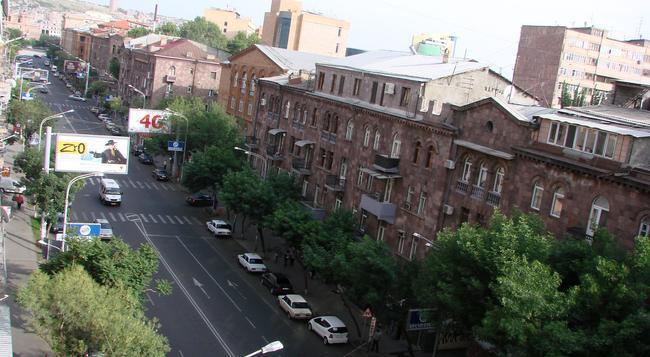 Modern Apartment in the Amiryan str - Yerevan - 建築