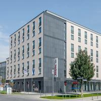 Hampton by Hilton Frankfurt City Centre Messe Exterior