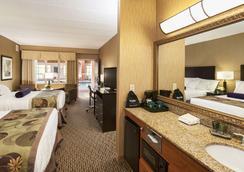 The Inn on Lake Superior - 德盧斯 - 臥室