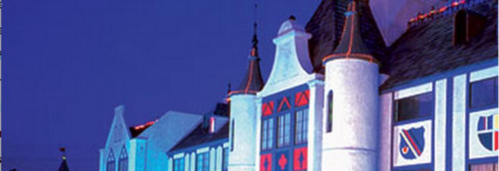 Castle Inn and Suites - 安納海姆 - 建築