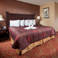 Castle Inn and Suites Guestroom