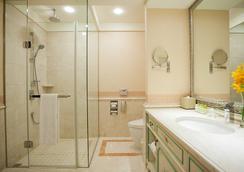 首都大飯店松山館 - 台北 - 浴室