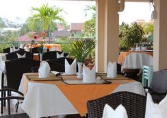 暹粒河畔酒店 - 暹粒 - 餐廳