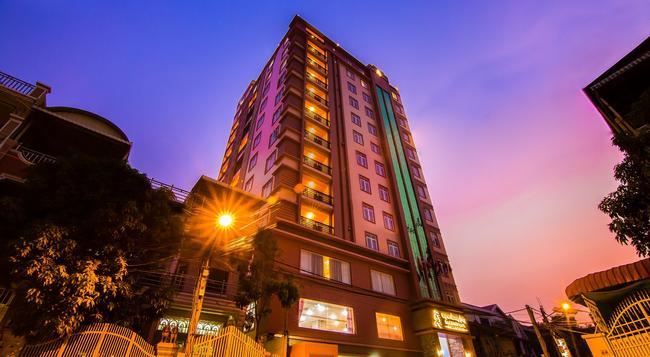 Samnang Laor Phnom Penh Hotel - Phnom Penh - 建築