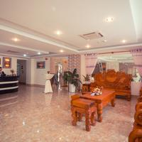 Samnang Laor Phnom Penh Hotel Lobby Sitting Area