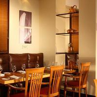 Glasgow Marriott Hotel Restaurant