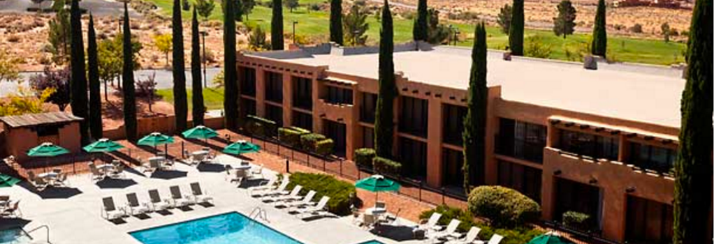 Courtyard by Marriott Page at Lake Powell - 佩吉 - 建築