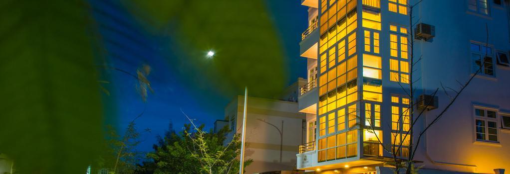 City Grand Hotel - Hulhumale - 建築