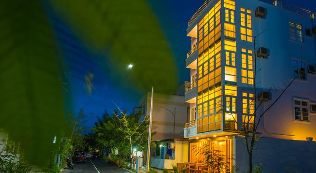 City Grand Guest House - Hulhumale - 建築