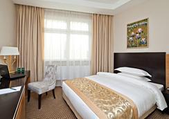 格林伍德聯盟酒店 - 莫斯科 - 臥室