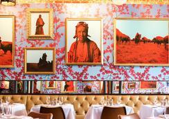 21C博物館路易斯維爾酒店 - 路易斯威爾 - 餐廳