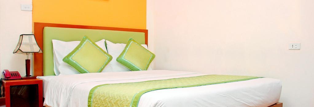 Van Mieu Hotel - 河內 - 臥室