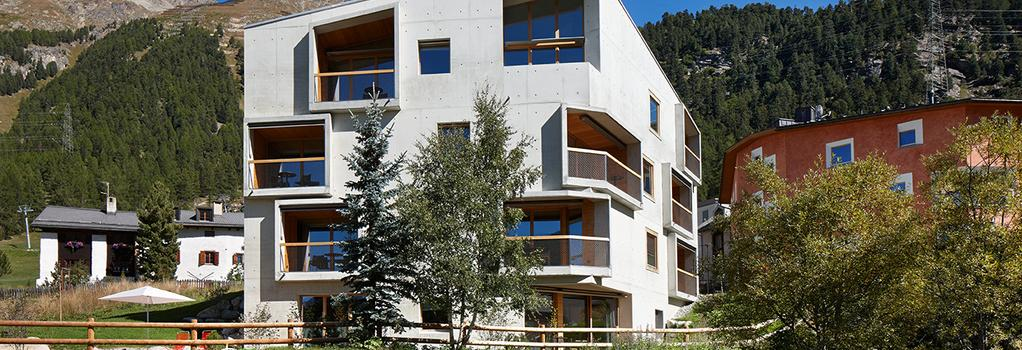 Alpine Lodge Chesa Plattner - 蓬特雷西納 - 建築