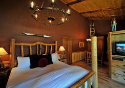 索雷爾河牧場度假酒店加Spa - 摩押 - 臥室